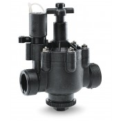 Valve 100 Plus, Flow Control, In-line/Angle