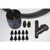 Drip Irrigation Kit for vegetables