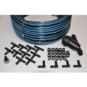 Drip Irrigation Kit for flowers and vegetables
