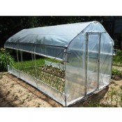 Hobby tunnels - multi vegetation, with sideventilation - 1 door