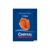 Flower powder food for cut blossom Chrysal Clear Tulip