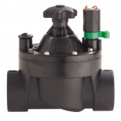 Valve S-series in line, with flow control